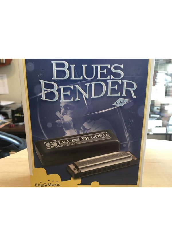Hohner Blues Bender Harmonica E
