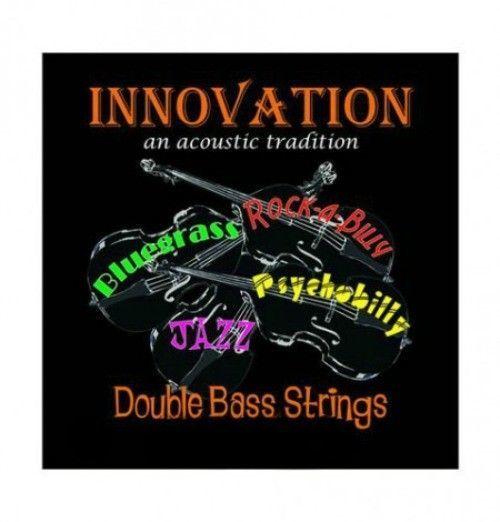 Innovation Golden Slap Upright Bass String Set