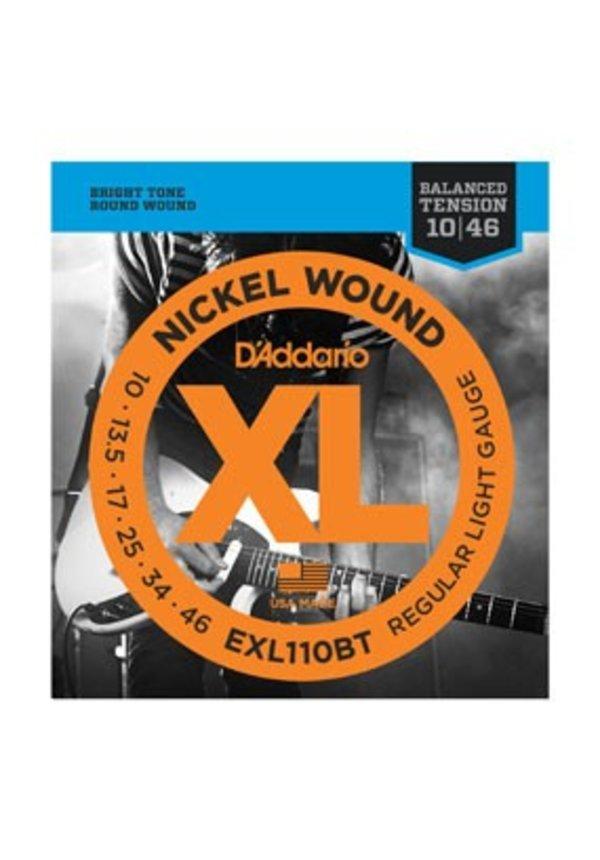 D'Addario  EXL110BT Regular Light