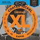 DAddario Fretted D'Addario EXP110 Regular Light Coated Nickle