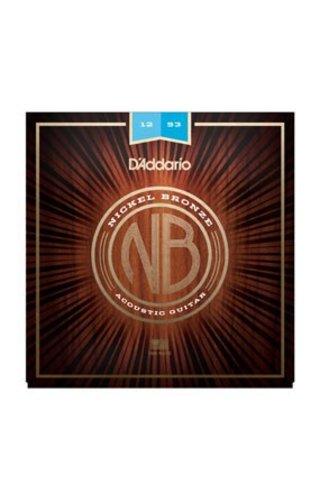 DAddario Fretted D'Addario Light NB1253