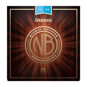 DAddario Fretted D'Addario Light NB1253