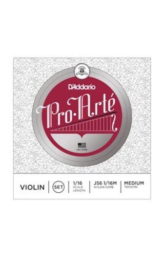 D'Addario D'Addario Violin SET-PRO ARTE 4/4 J56