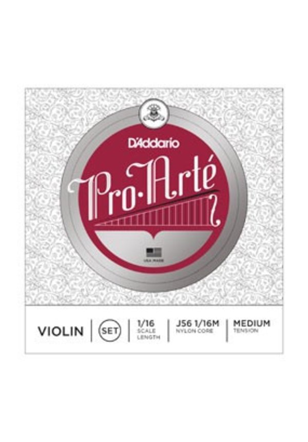 D'Addario Violin SET-PRO ARTE 4/4 J56