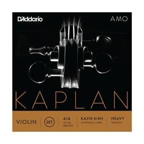 DAddario Orchestral KAPLAN AMO VIOLIN SET 4/4 MED