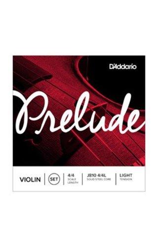 DAddario Orchestral D'ADDARIO PRELUDE VIOLIN SET 4/4 MED