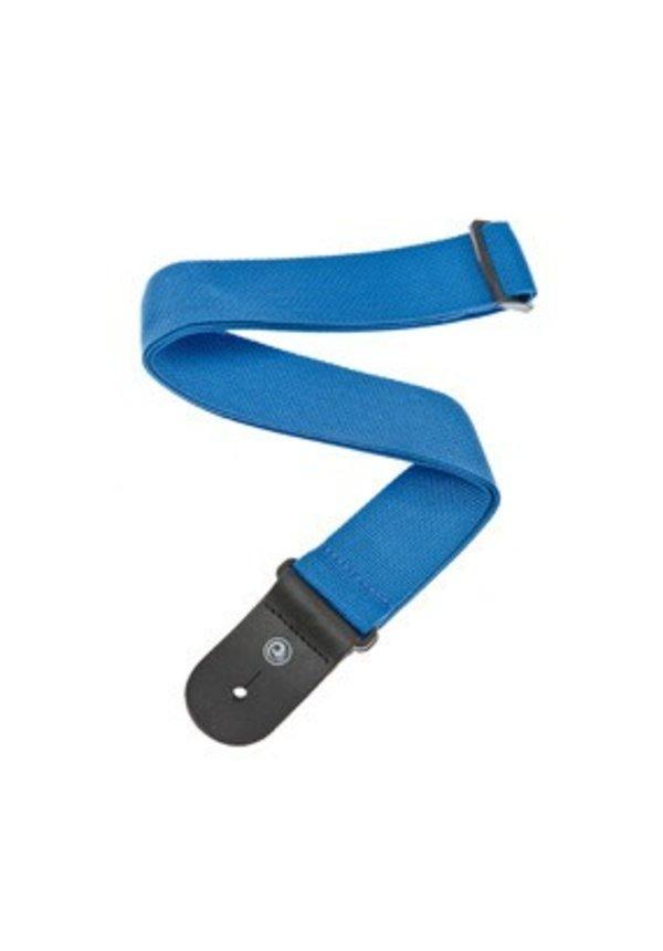 D'ADDARIO PW BLUE NYLON STRAP