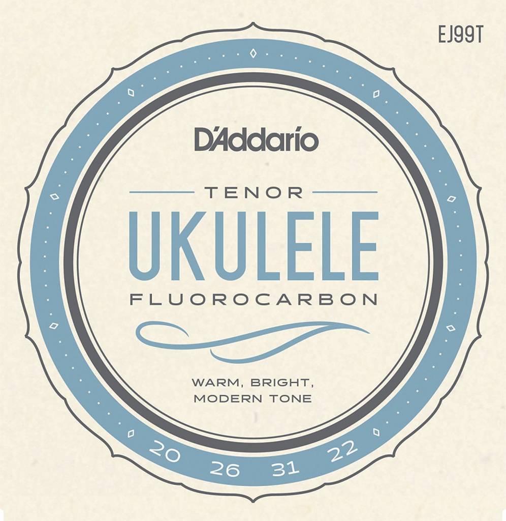 DAddario Fretted D'ADDARIO TENOR UKULELE CARBON