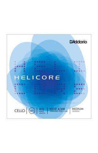 DAddario Orchestral D'ADDARIO HELICORE CELLO SET 4/4 MED