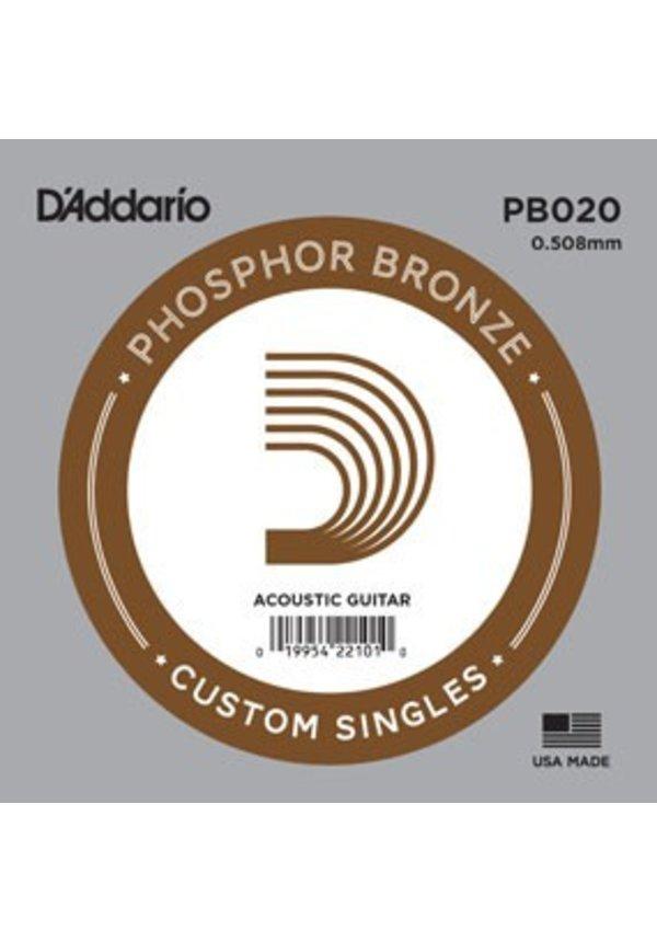 D'Addario Single Strings