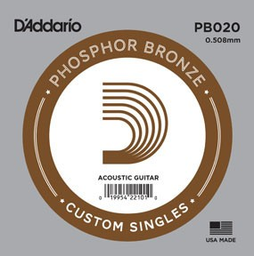 D'Addario D'Addario Single Strings