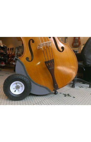 "Fretwell Bass ""Fretwell Bass"" Back Saver Upright Bass Cart"