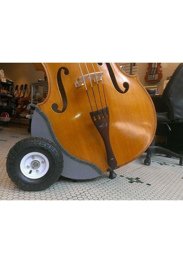 """""""Fretwell Bass"""" Back Saver Upright Bass Cart"""
