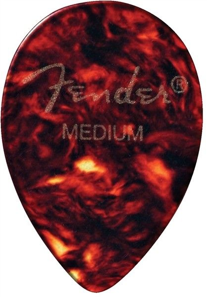 Fender Fender Jazz Med Pick 358