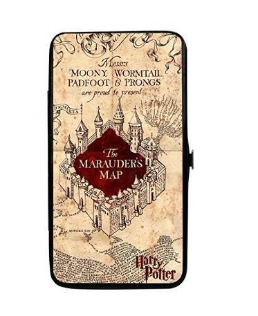 Hinged Walled - Harry Potter  The Marunder's Map