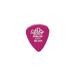 Jim Dunlop DUNLOP DELRIN PICK .96 Dark Pink