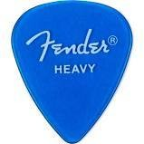 Fender California Clear Picks, Heavy, Lake Placid Blue