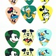 Assorted Mickey Mouse Picks