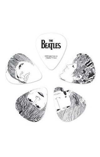 Planet Waves BEATLES REVOLVER MED 10PK PICK