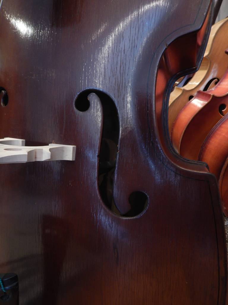 1962 American Standard Upright Bass #3015