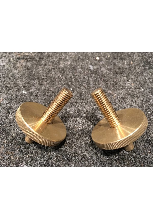 Brass Adjusters with Sleeves