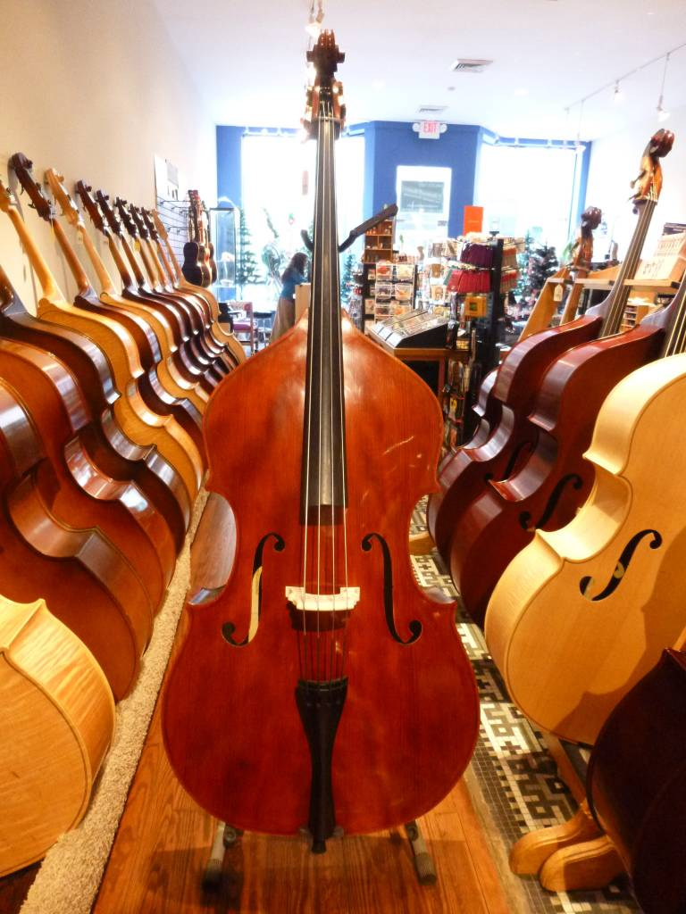 Shen SB100 Spruce Lam Top Maple Lam Back & Sides Hand Applied Oil Varnish