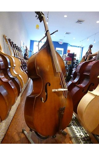 1953 Vintage Kay C-1 Upright Bass #31038