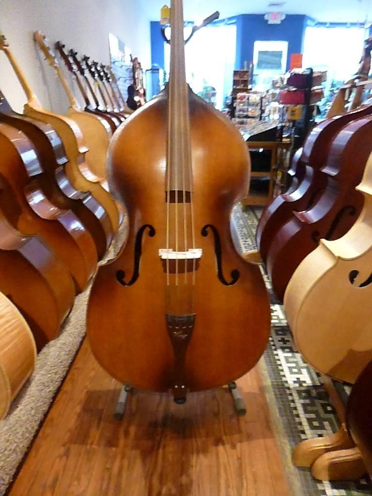 1953 Vintage Kay C-1 Upright Bass #31038