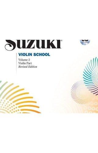 Suzuki Violin School Violin Part, Volume 2 (Revised)