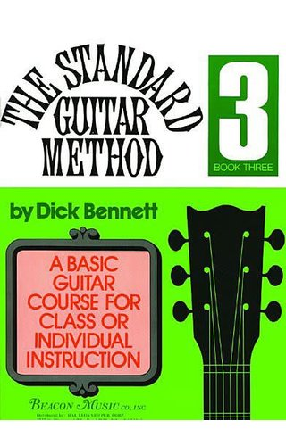 The Standard Guitar Method 3