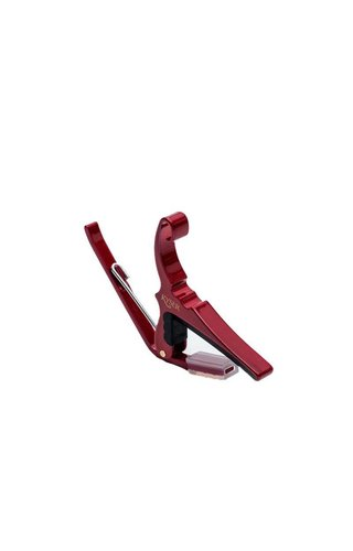 Kyser Kyser Quick Change Acoustic Capo - Red