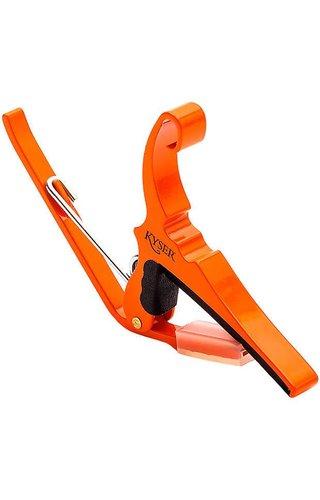 Kyser Kyser Quick Change Acoustic Capo - Orange