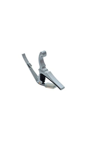 Kyser Kyser Quick Change Acoustic Capo - Silver