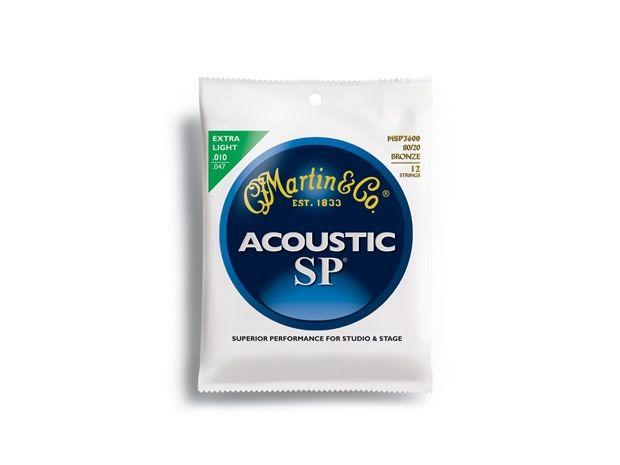 Martin MARTIN SP 12-STG ST-EX LGHT MSP3600