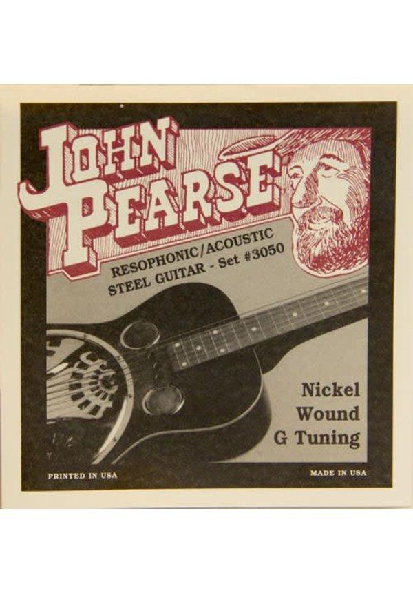 John Pearse RESOPHONIC GTR Set# 3050