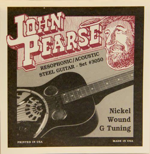 John Pearse John Pearse RESOPHONIC GTR Set# 3050