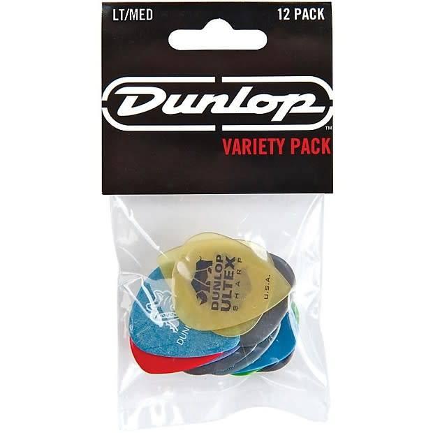 Jim Dunlop Dunlop VARIETY PACK LT/MD