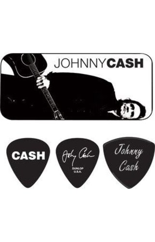Jim Dunlop DUNLOP JOHNNY CASH LEGEND TIN
