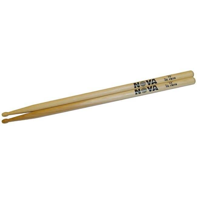 Vic Firth Accessories NOVA 5A WOOD TIP Drumstick
