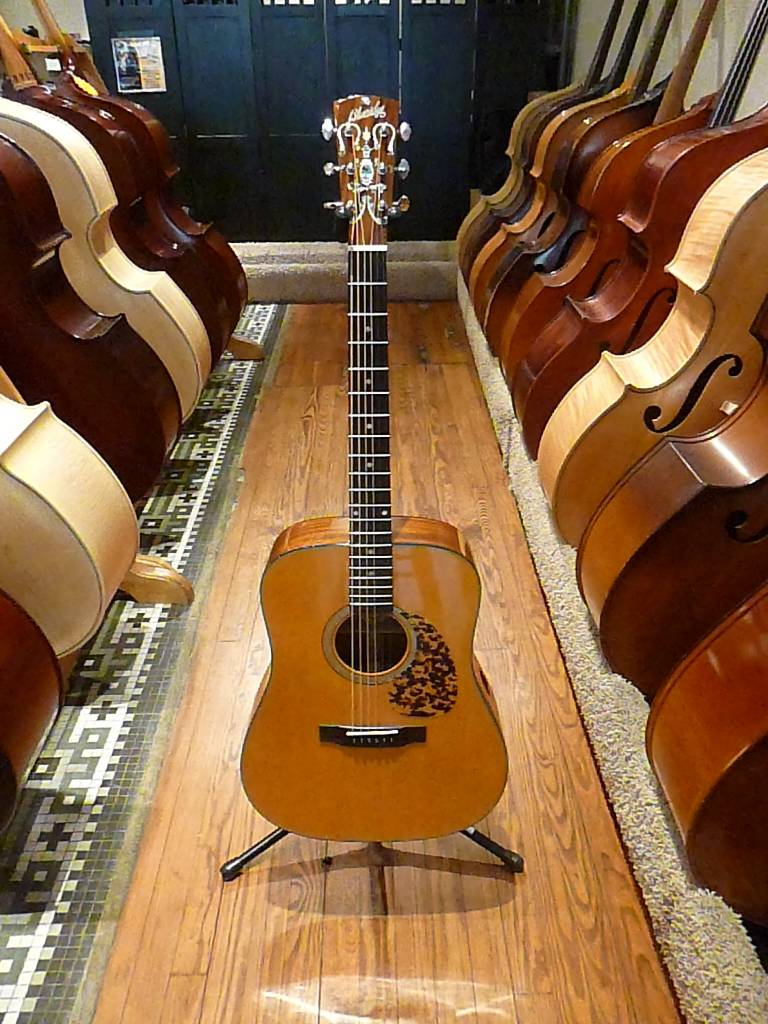 Blueridge 140 Mahogany w/Case