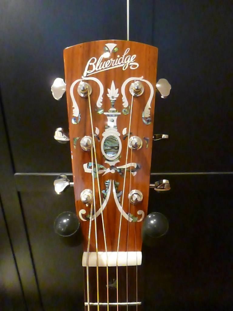 Blueridge 160 Rosewood W/Case