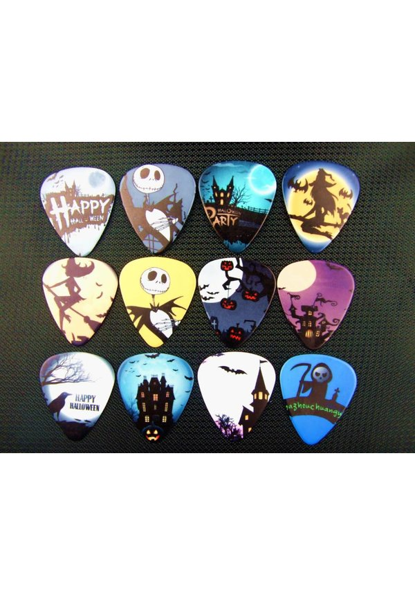 Assorted Nightmare Before Christmas Picks Medium