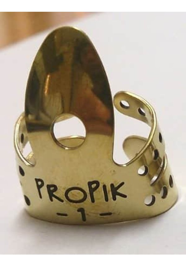 Extra Comfortable Metal FP Propik Brass #1
