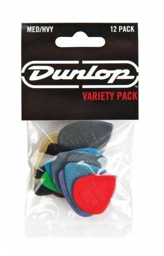 Jim Dunlop DUNLOP VARIETY PACKMD/HVY