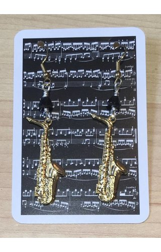 Earring - Sax