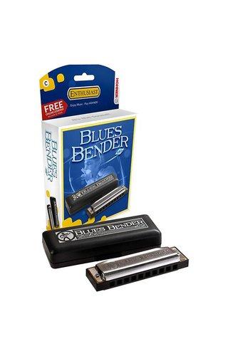 Hohner Hohner Blues Bender G Harmonica