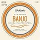 DAddario Fretted D'Addario EJ61 Banjo Set