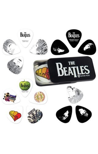 DAddario Planet Waves BEATLES PICK TIN -LOGO
