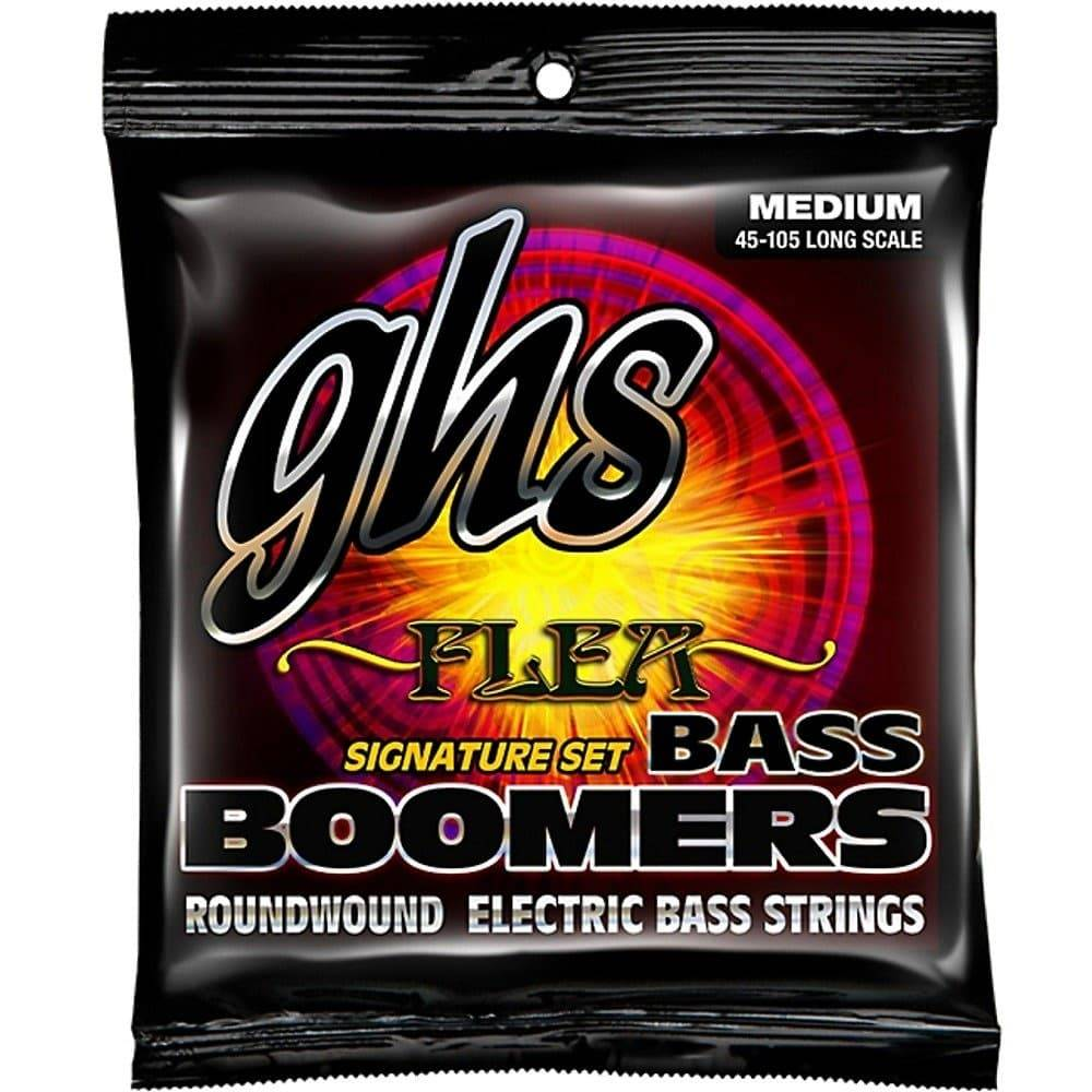 Bass Boomers Med Long Scale