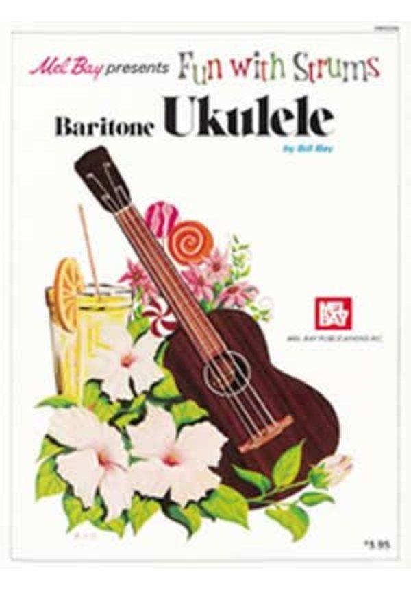 Fun with Strums - Baritone Ukulele (Book)